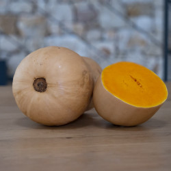 Courges butternut + de 750g